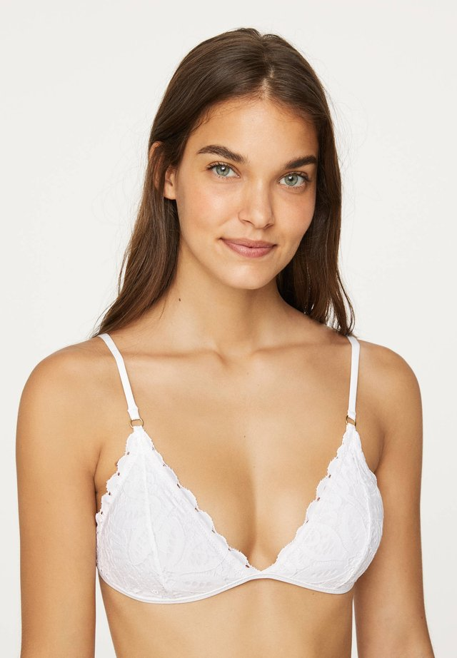Bikini-Top - white