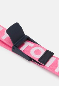 Tommy Hilfiger - WEBBING BELT UNISEX - Belt - pink breeze - 2