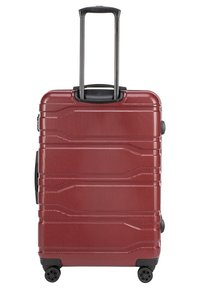 Wittchen - TRAIL STYLE - Wheeled suitcase - red - 1