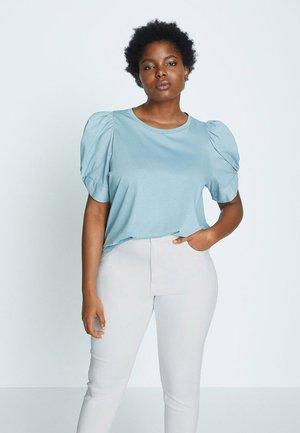 LORENA - Trousers - blanc