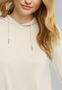 Esprit - FASHION - Long sleeved top - cream beige - 3