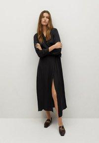 Mango - PASQ-A - Denní šaty - schwarz - 0