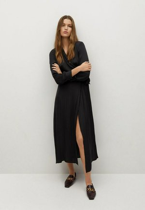 PASQ-A - Day dress - schwarz