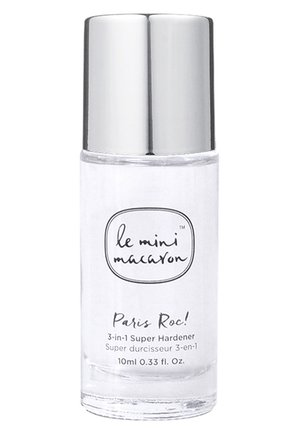 PARIS ROC 3 IN 1 SUPER HARDENER - Nail treatment - transparent