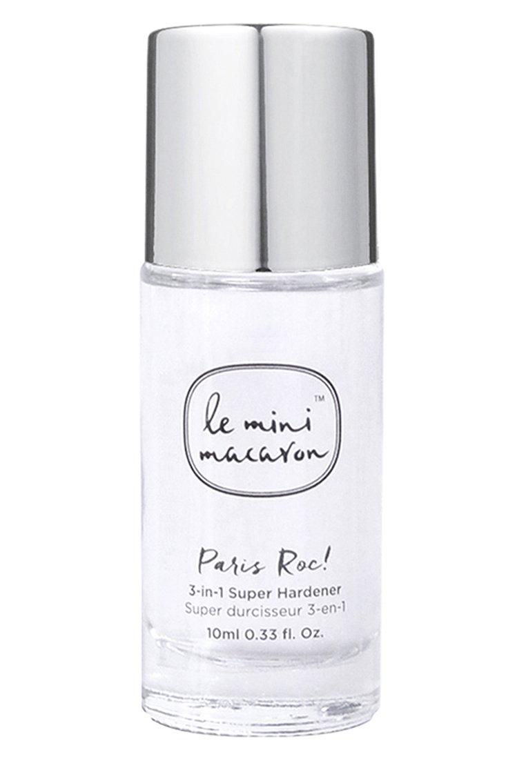 Le Mini Macaron - PARIS ROC 3 IN 1 SUPER HARDENER - Nail treatment - transparent