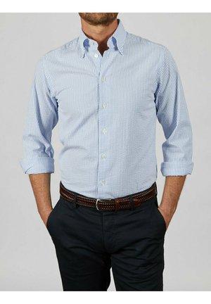 Business skjorter - brilliant blue / white
