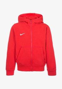 Nike Performance - TEAM CLUB KINDER - Training jacket - university red/football white - 0