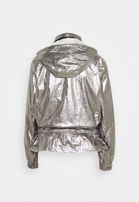 Superdry - HYPER JACKET - Lehká bunda - silver - 2