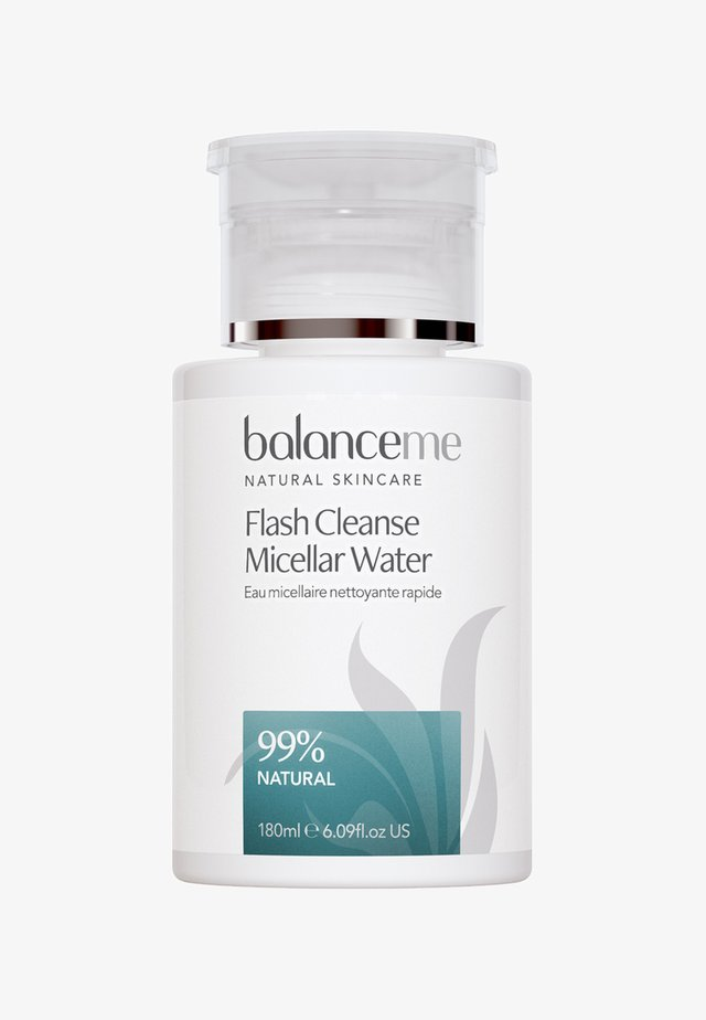 FLASH CLEANSE MICELLAR WATER 180ML - Cleanser - neutral