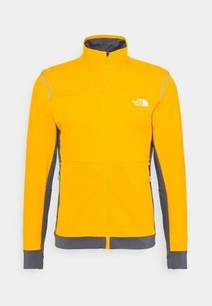 SPEEDTOUR JACKET - Soft shell jacket - summit gold/grey