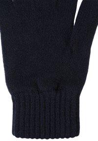 Johnstons of Elgin - CASHMERE GLOVES - Gloves - navy - 3
