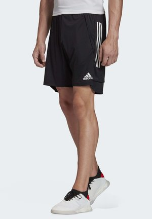 CONDIVO 20 TRAINING SHORTS - Sports shorts - black