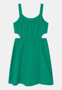 Lemon Beret - TEEN GIRLS - Day dress - deep green - 1