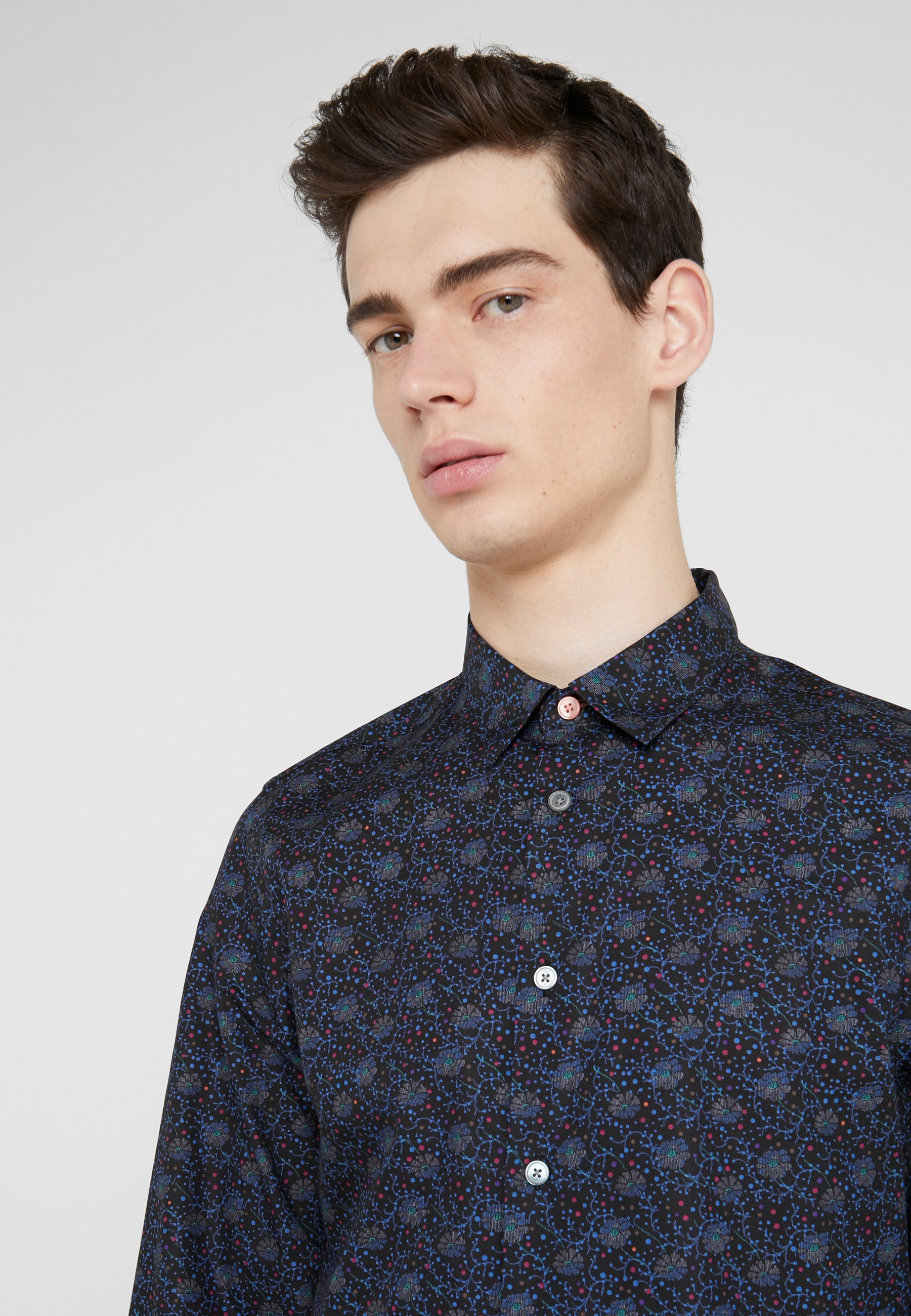 PS Paul Smith MENS SHIRT SLIM FIT - Chemise - navy