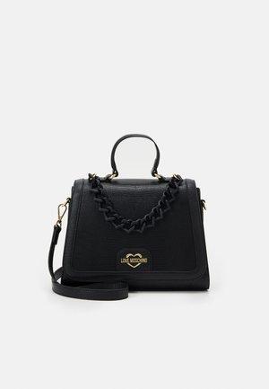TOP HANDLE HANDBAG - Handbag - nero