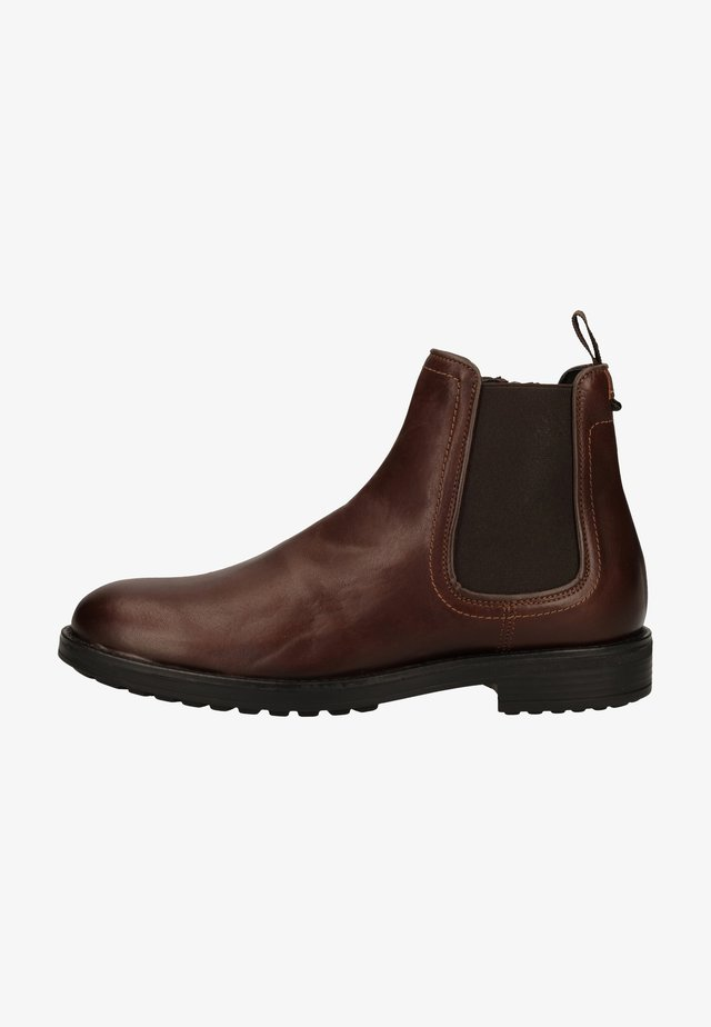 Classic ankle boots - brown dkbw