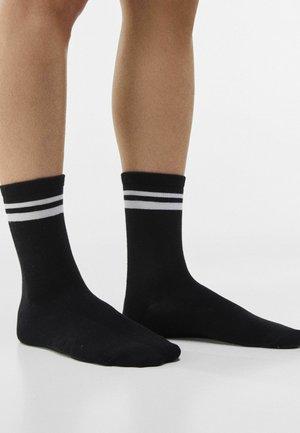 3ER PACK  - Socks - black