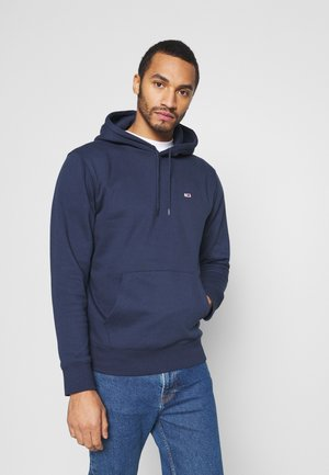 REGULAR FLEECE HOODIE - Luvtröja - twilight navy