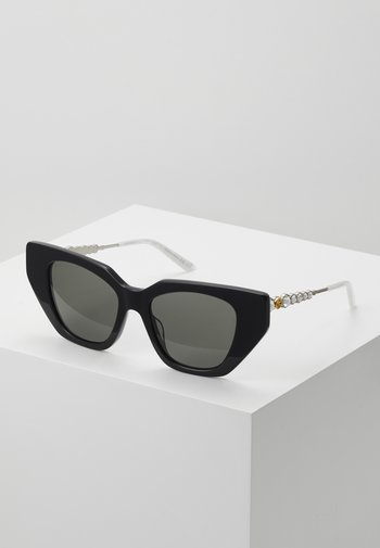 Sunglasses - black/silver/grey