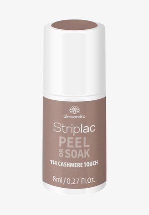 STRIPLAC PEEL OR SOAK UV LAMP - Nagellak - cashmere touch