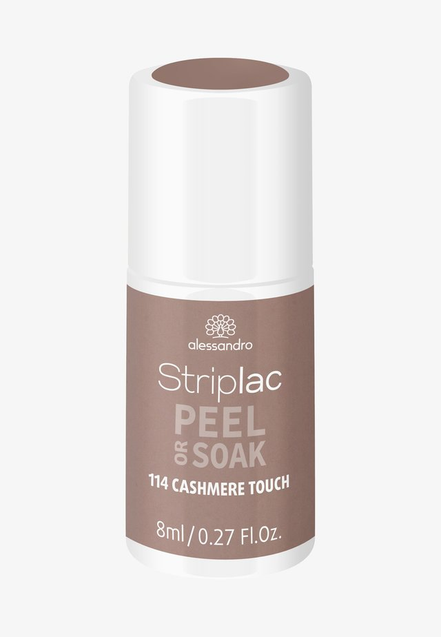 STRIPLAC PEEL OR SOAK UV LAMP - Nail polish - cashmere touch