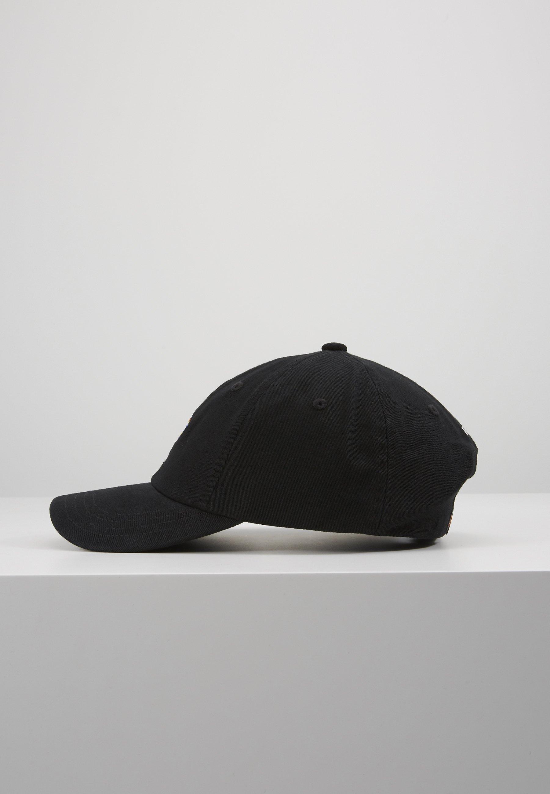 Dickies Hardwick 6 Panel Logo - Cap Black/schwarz
