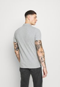 Jack & Jones - JJHERO  - Polo - grey - 2