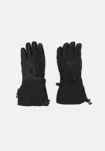 MONTANA FUTURELIGHT ETIP GLOVE - Gloves - black