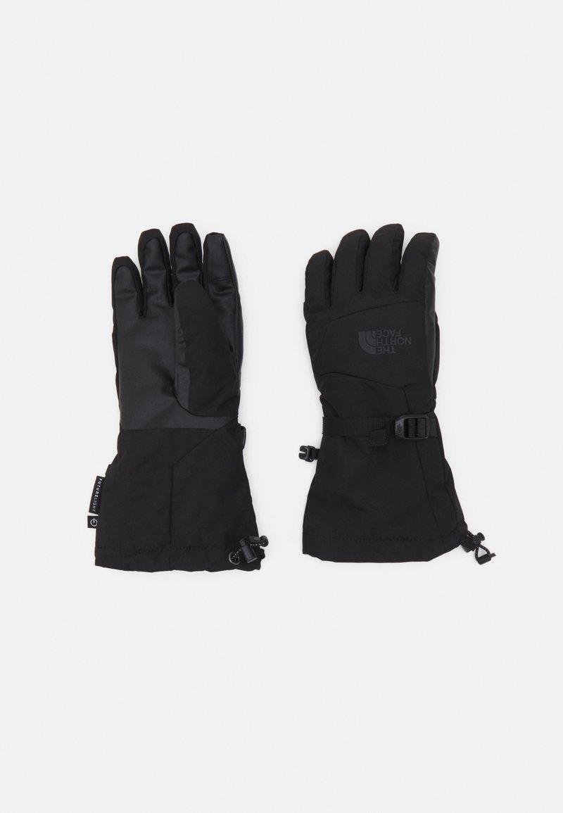 The North Face - MONTANA FUTURELIGHT ETIP GLOVE - Gloves - black