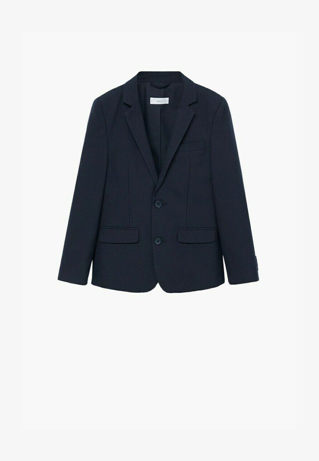 TRAVEL - Blazer jacket - dunkles marineblau