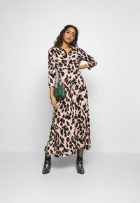 YAS - YASLIRO  - Shirt dress - mellow rose - 1