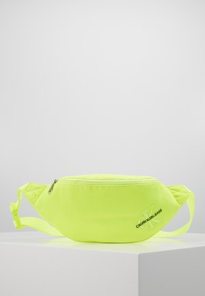 STREETPACK - Bum bag - yellow