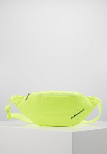 STREETPACK - Bum bag - yellow