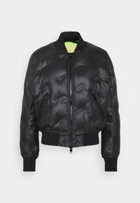 Diesel - W-AVALES JACKET - Down jacket - black - 4