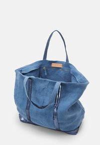 Vanessa Bruno - CABAS GRAND - Tote bag - ocean