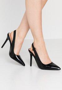 Even&Odd - Classic heels - black - 0