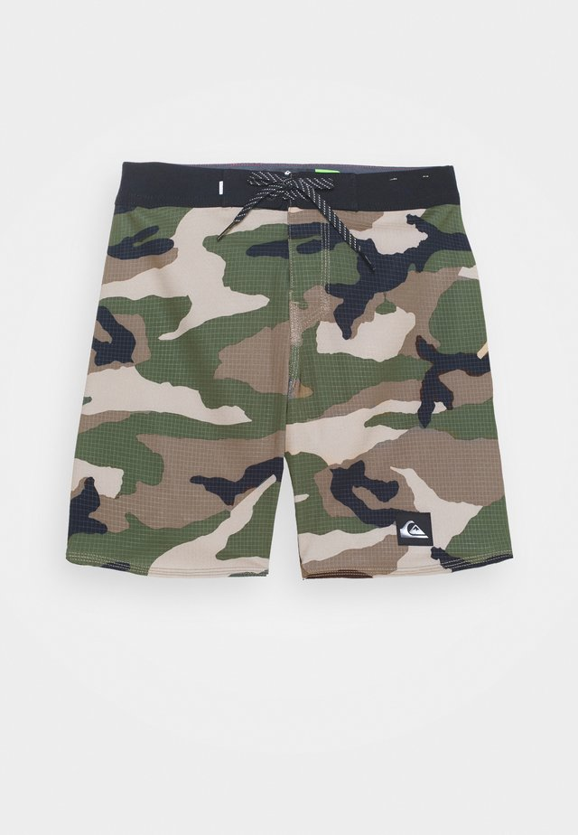 HIGHLITE ARCH - Swimming shorts - thyme