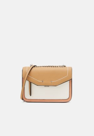 CROSSBODY BAG BRAID S - Across body bag - pink