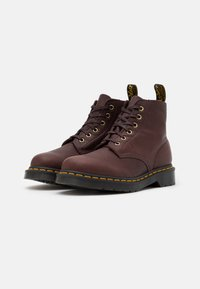 Dr. Martens - 101 - Lace-up ankle boots - cask - 1