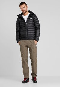 The North Face - TREVAIL HOODIE - Doudoune - black - 1