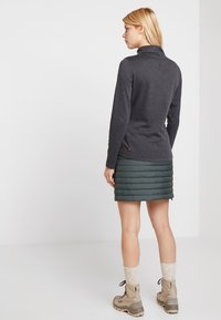 Jack Wolfskin - ICEGUARD SKIRT - Sports skirt - greenish grey - 2