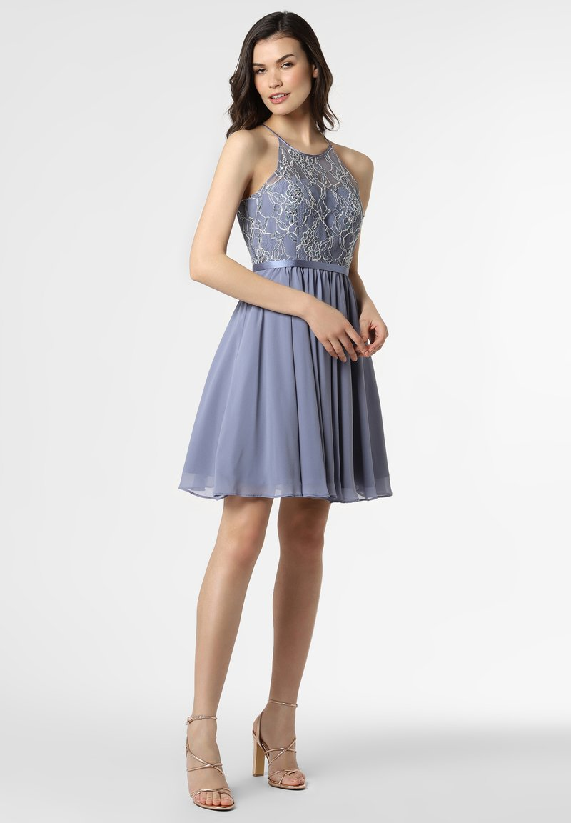 Marie Lund - Cocktail dress / Party dress - blau