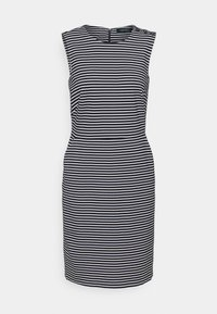 Lauren Ralph Lauren - PONTE - Pouzdrové šaty - lauren navy/pale - 4