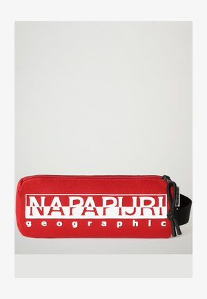 HAPPY  - Pencil case - old red