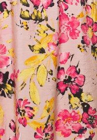 Vero Moda Tall - VMGIGI SHORT DRESS  - Sukienka letnia - sepia - 2