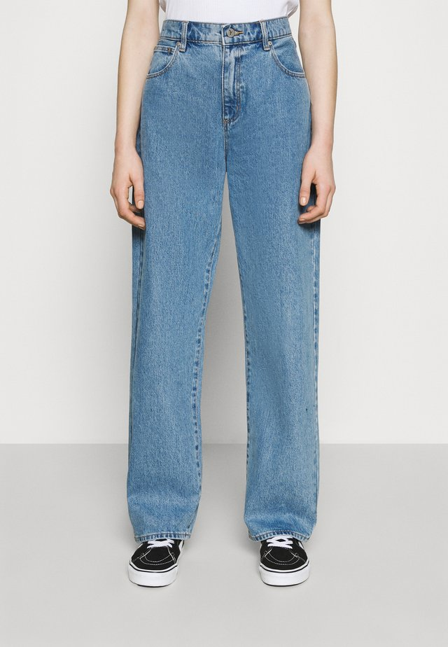 SLOUCH - Jeans a sigaretta - georgia
