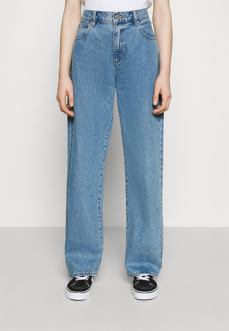 Abrand Jeans - SLOUCH - Jeans straight leg - georgia
