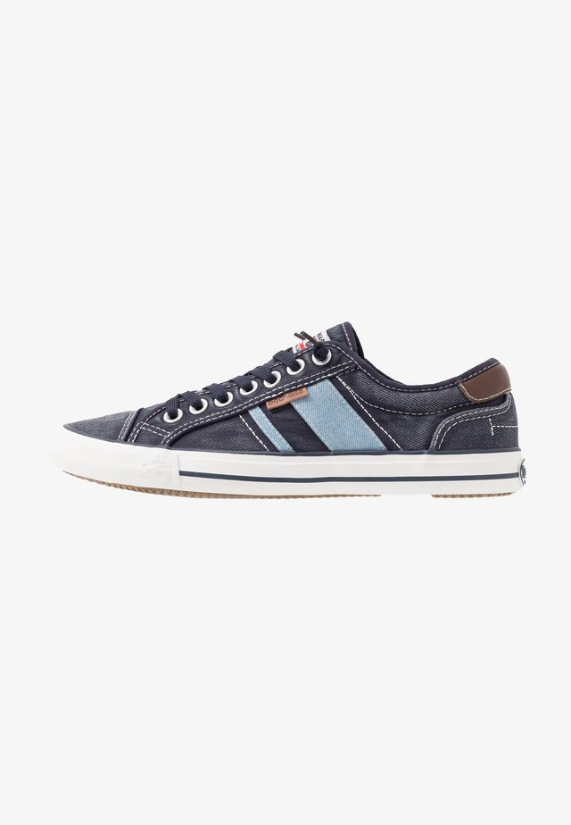 Zapatillas - dunkelblau