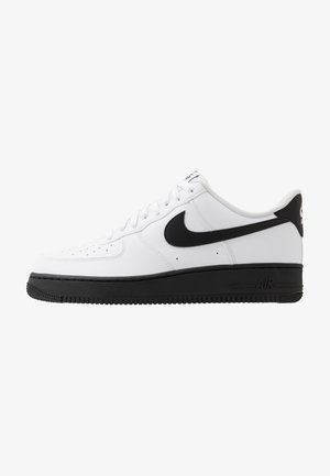 AIR FORCE 1 '07 BRICK - Matalavartiset tennarit - white/black
