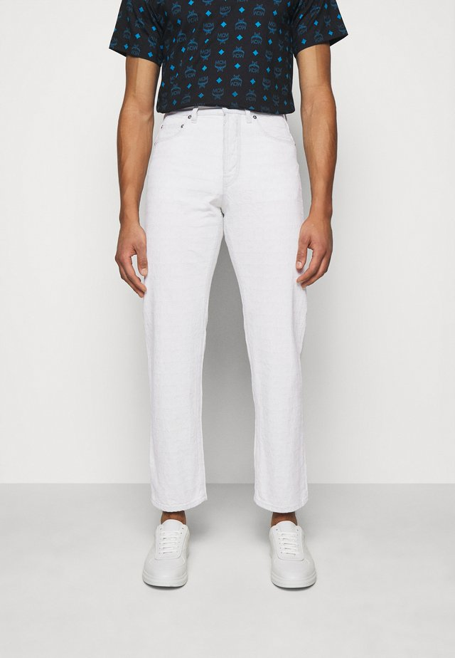 COLLECTION PANTS - Slim fit jeans - off white